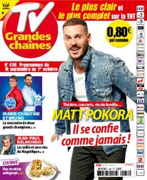 TV Grandes Chaînes n°456