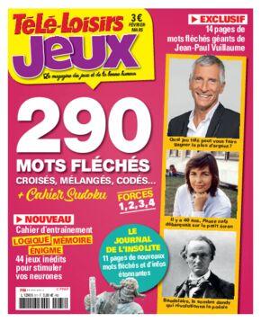 Télé Loisirs jeux n°37