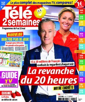 Télé 2 semaines n°427