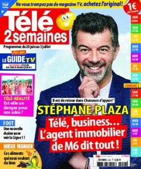 Télé 2 semaines n°430