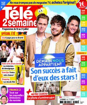 Télé 2 semaines n°432