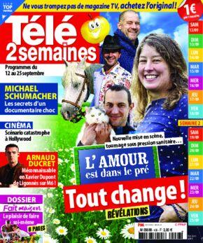 Télé 2 semaines n°436