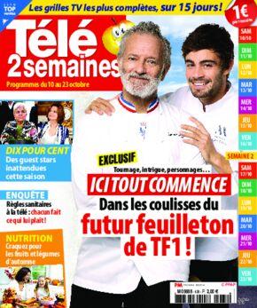 Télé 2 semaines n°438