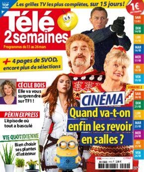 Télé 2 Semaines n°449