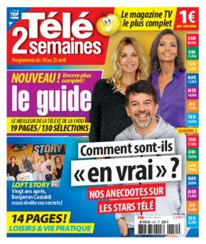 Télé 2 Semaines n°451
