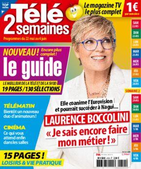 Télé 2 Semaines n°454