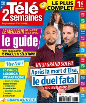Télé 2 Semaines n°458
