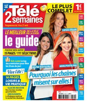 Télé 2 Semaines n°460