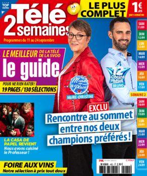 Télé 2 Semaines n°462