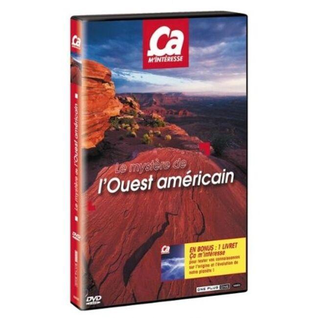 DVD LE MYSTERE DE L'OUEST AMERICAIN