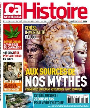 Ça m'intéresse Histoire n°67