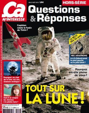 HCM - Questions & Réponses Tout sur la lune!