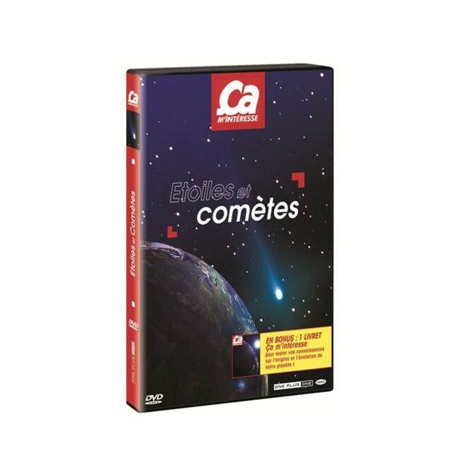 DVD ETOILES ET COMETES