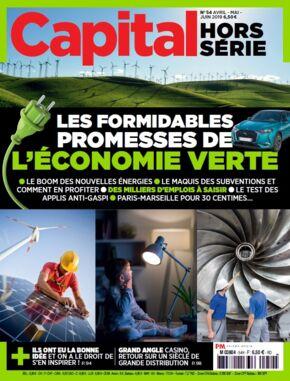 Capital Hors-Série n°54