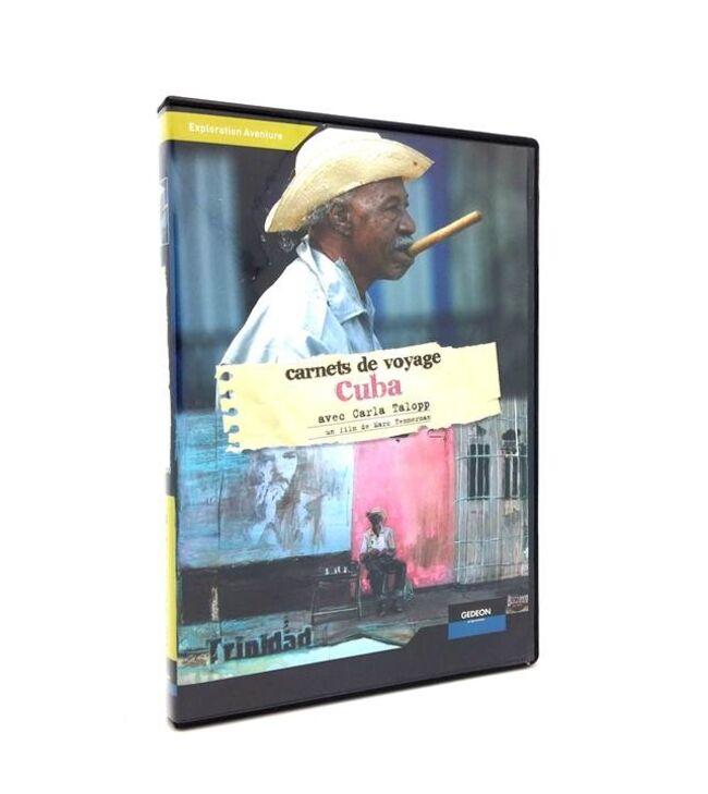 DVD CARNETS DE VOYAGE CUBA