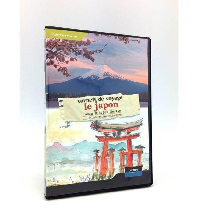 DVD CARNETS DE VOYAGE JAPON
