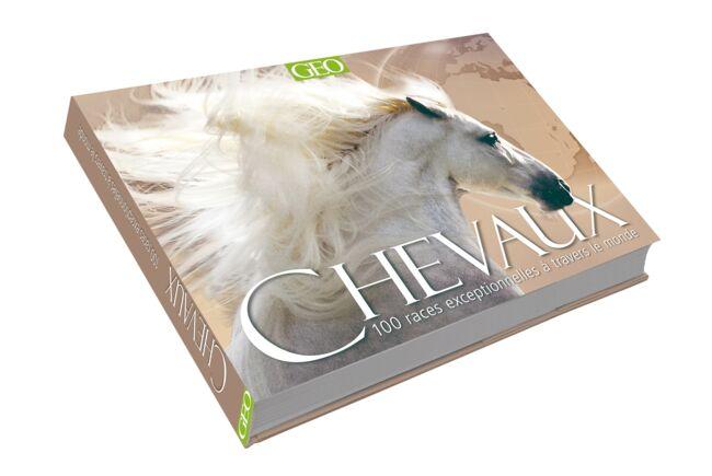 Chevaux - 100 races exceptionnelles