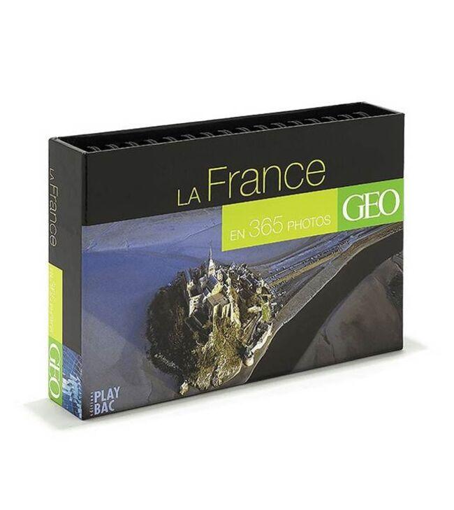 CALENDRIER - 1 PHOTO GEO FRANCE PAR JOUR