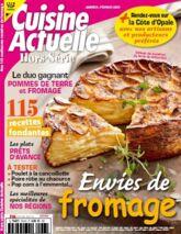Hors-Série cuisine actuelle n°154