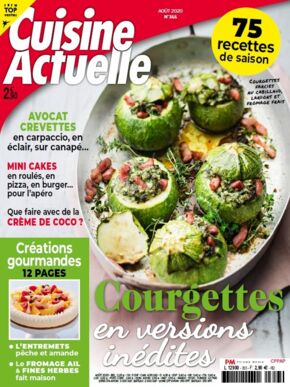 Cuisine Actuelle n°355