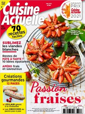 Cuisine Actuelle n°364