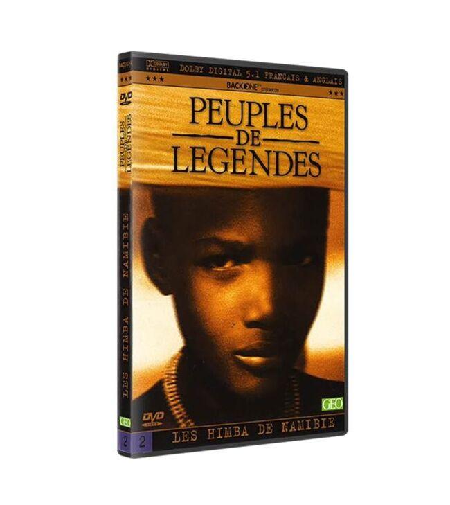 DVD - PEUPLES DE LÉGENDE - HIMBA
