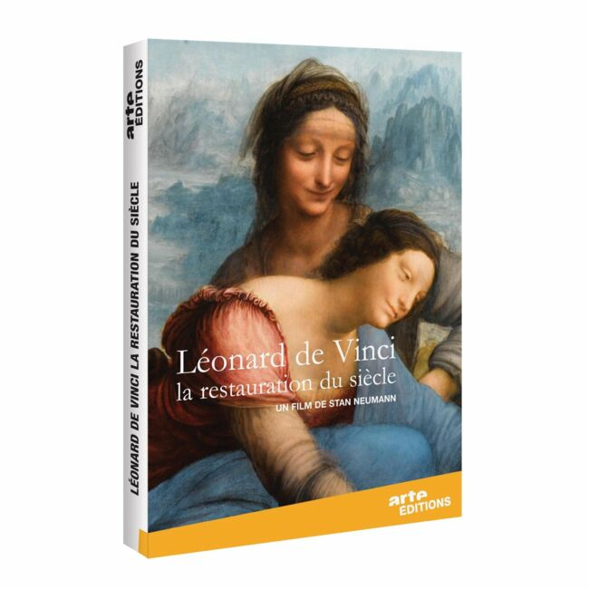 DVD Léonard de Vinci - La Restauration du siècle