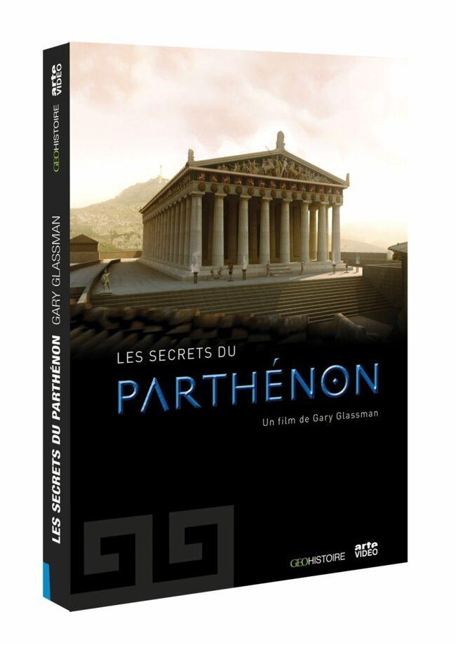 DVD Les secrets du Parthénon