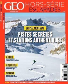 Géo Hors-Série Escapades n°28