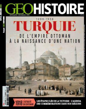 GEO Histoire n°59