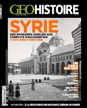 GEO Histoire n°50