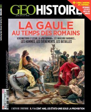 GEO Histoire n°51