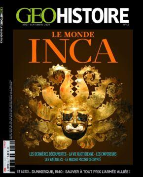 GEO Histoire n°52