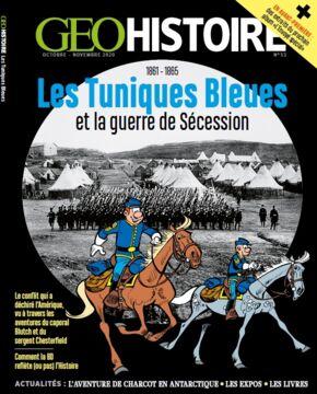 GEO Histoire n°70