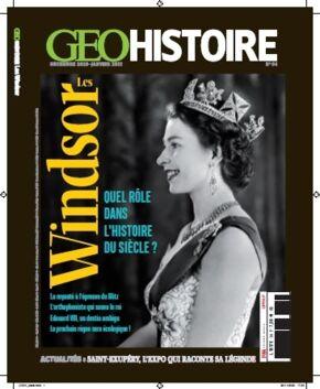 GEO Histoire n°54