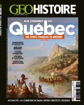GEO Histoire n°55