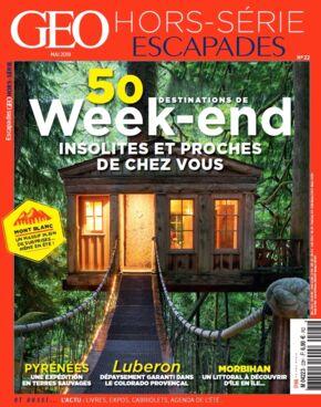 Géo Hors-Série Escapades n°22