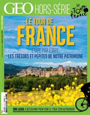 GEO Hors-série Le tour de France