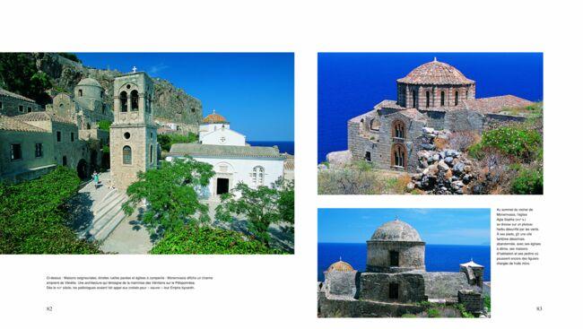 GEO Partance Grèce