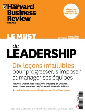Hors Série Harvard Business Review N°11