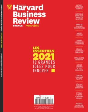 Hors Série Harvard Business Review n°16