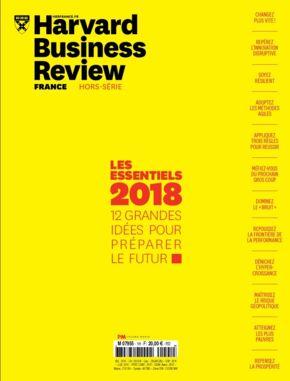 Hors Série Harvard Business Review n°1