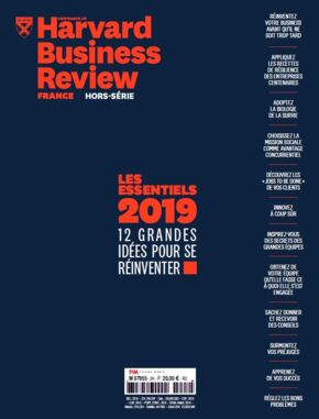 Hors Série Harvard Business Review France n°2