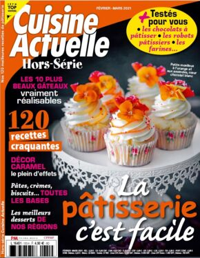 Hors Série Cuisine Actuelle n°157
