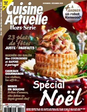 Hors-Série cuisine actuelle n°153