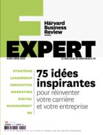 Hors Série Harvard Business Review Expert n°1
