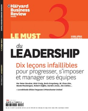 Hors Série Harvard Business Review n°3