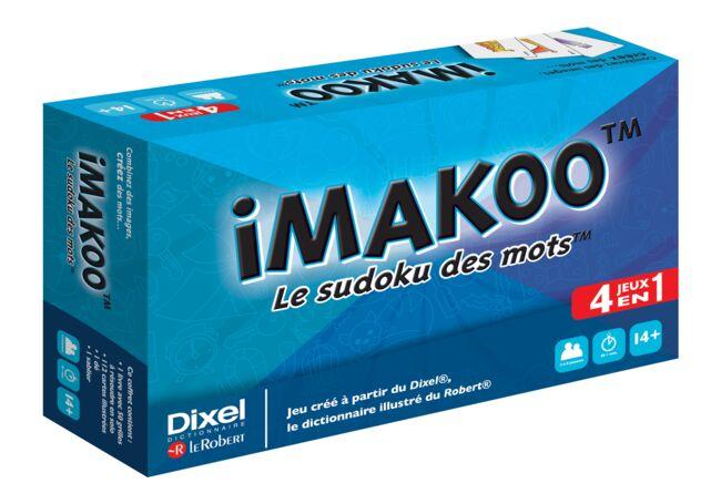 imakoo - le sudoku des mots