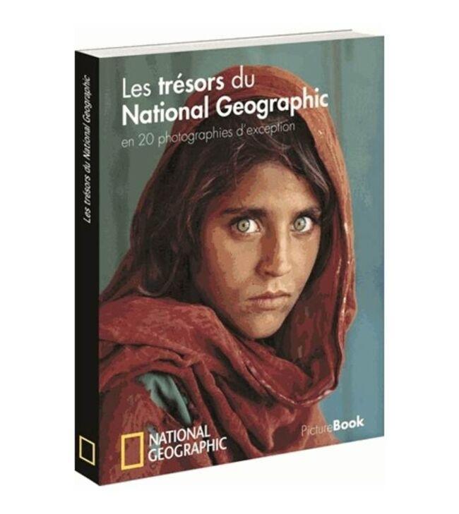 PictureBook-Les-trésors-du-national-Géographic
