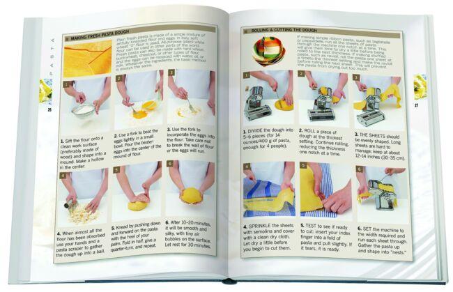 Livre le livre d 39 or des p tes prismashop - Prismashop cuisine actuelle ...